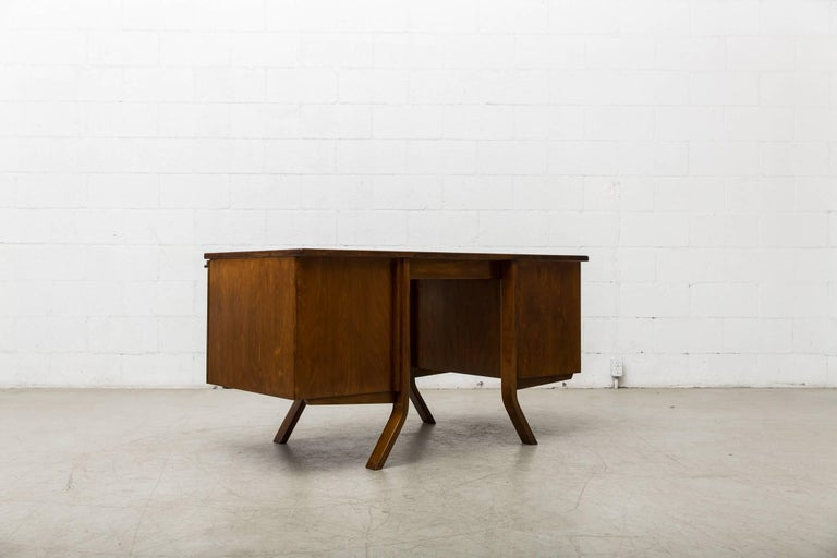 Cees Braakman Desk for Pastoe In Good Condition For Sale In Los Angeles, CA