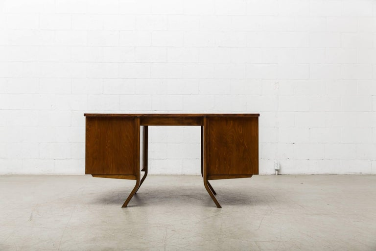 Mid-20th Century Cees Braakman Desk for Pastoe For Sale