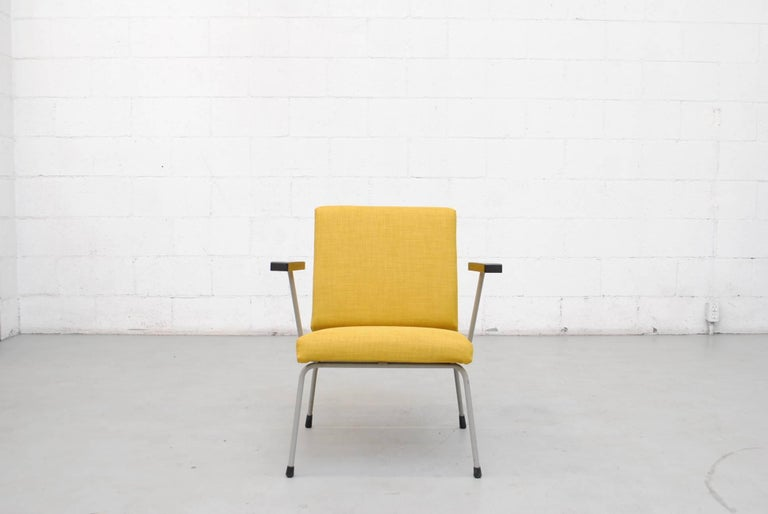 Wim Rietveld 1401 Lounge Chair for Gispen 2