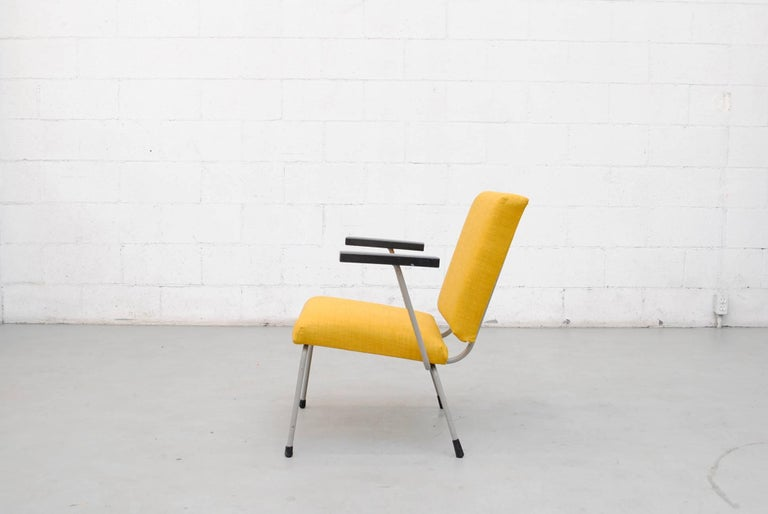 Wim Rietveld 1401 Lounge Chair for Gispen 3