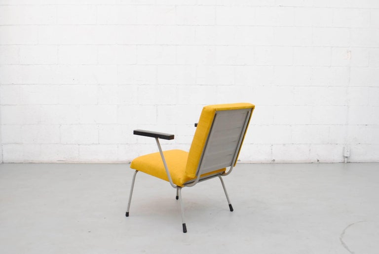 Wim Rietveld 1401 Lounge Chair for Gispen 4