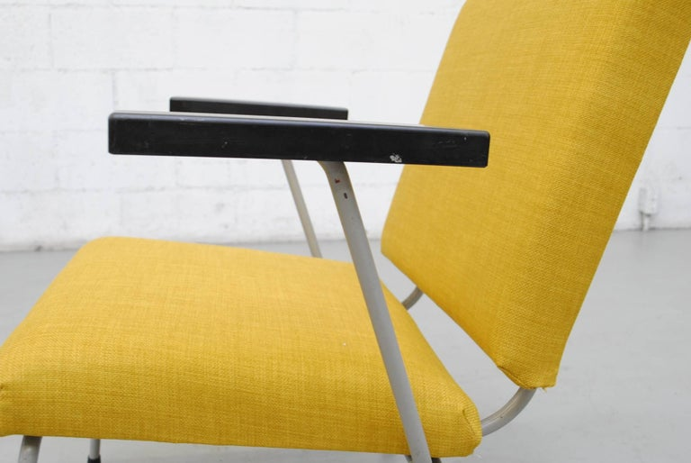 Wim Rietveld 1401 Lounge Chair for Gispen 8