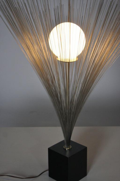 Harry Bertoia Style Spray Lamp 7