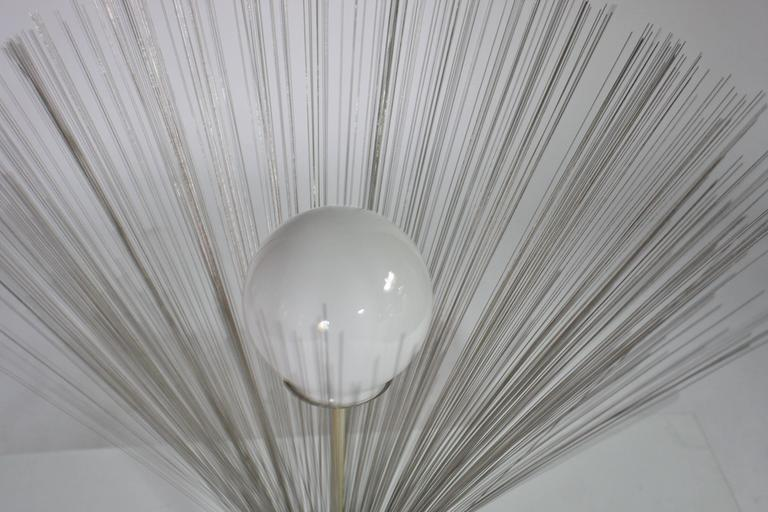 Harry Bertoia Style Spray Lamp For Sale 2