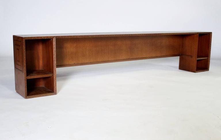 Frank Lloyd Wright Gallery Deck 2