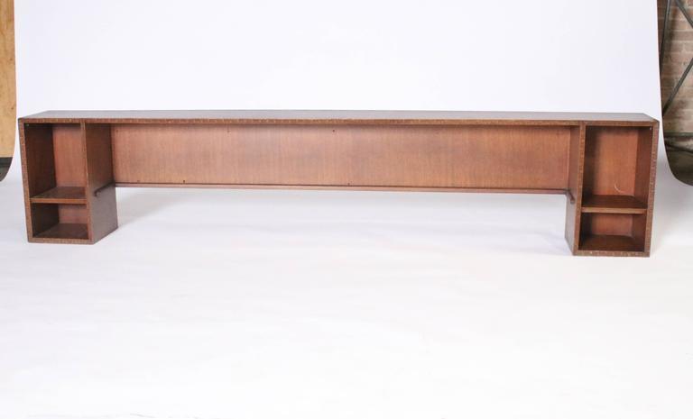 Frank Lloyd Wright Gallery Deck 3