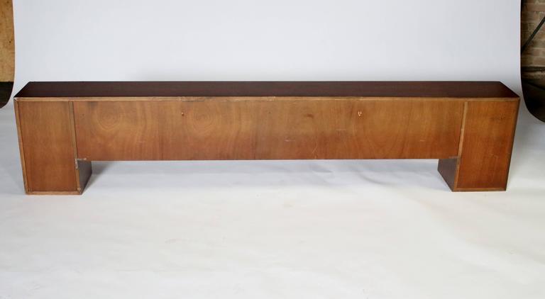 Frank Lloyd Wright Gallery Deck 7