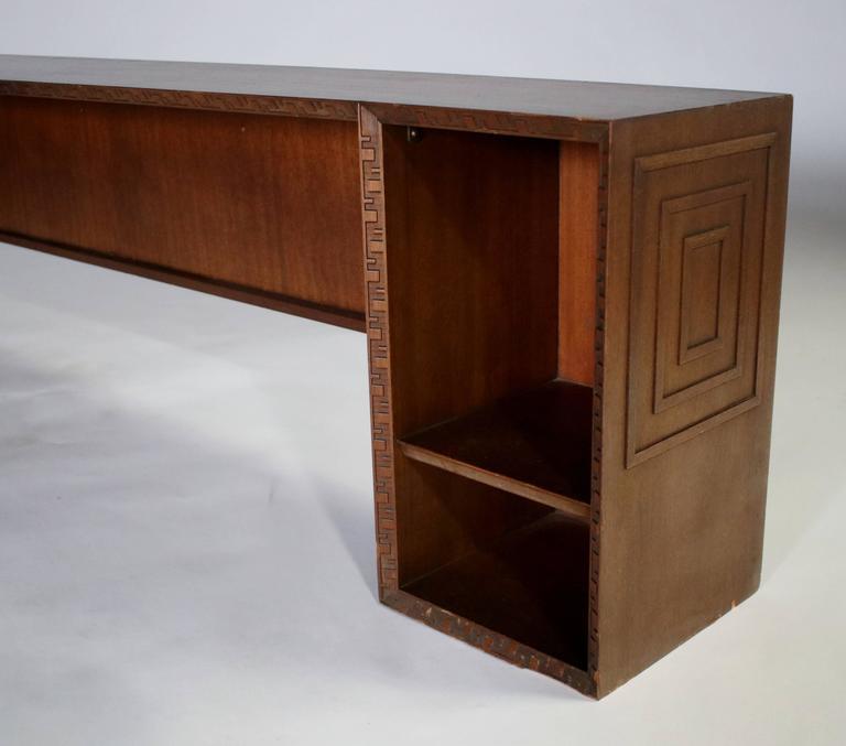Frank Lloyd Wright Gallery Deck 5