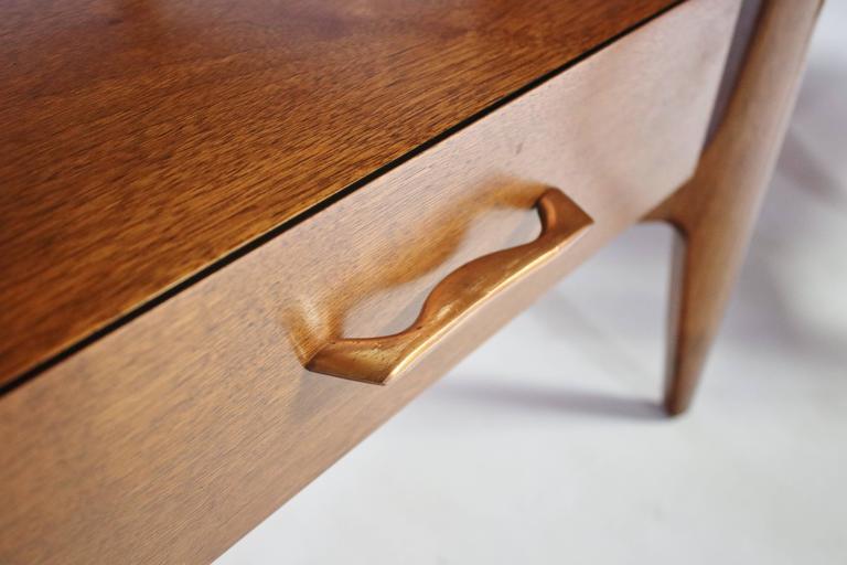 John Stuart Single Drawer End Tables Nightstands For Sale 4