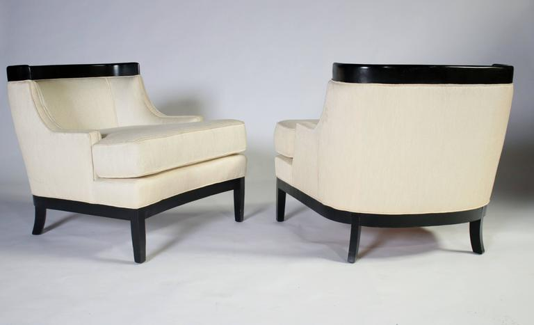 Pair of Erwin Lambeth Lounge Chairs for Tomlinson 3