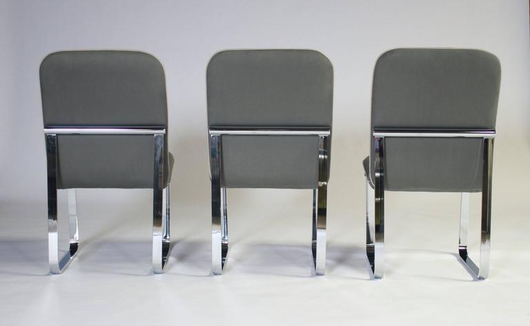 Design Institute of America Dining Chairs, Set of Three 2