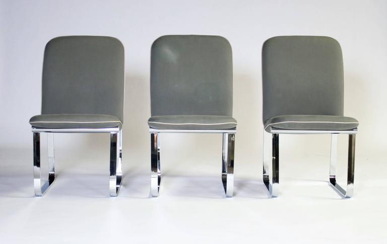 Design Institute of America Dining Chairs, Set of Three 3