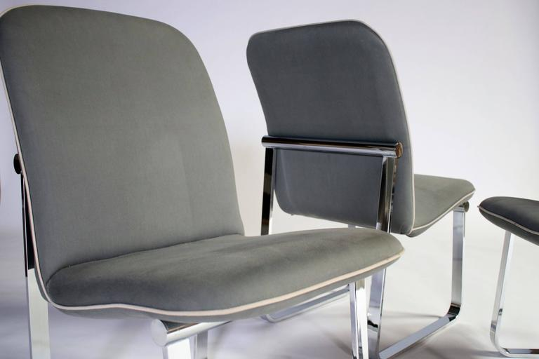 Design Institute of America Dining Chairs, Set of Three 5