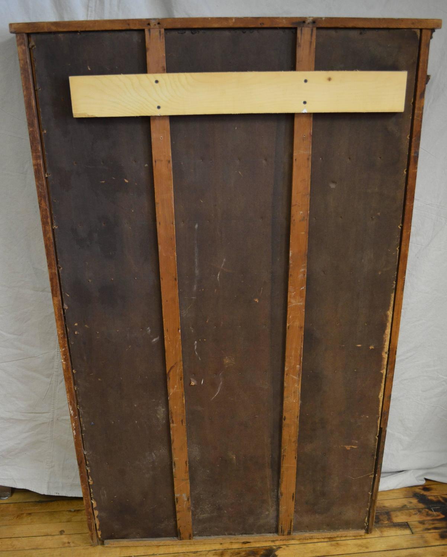 Filing cabinet slots