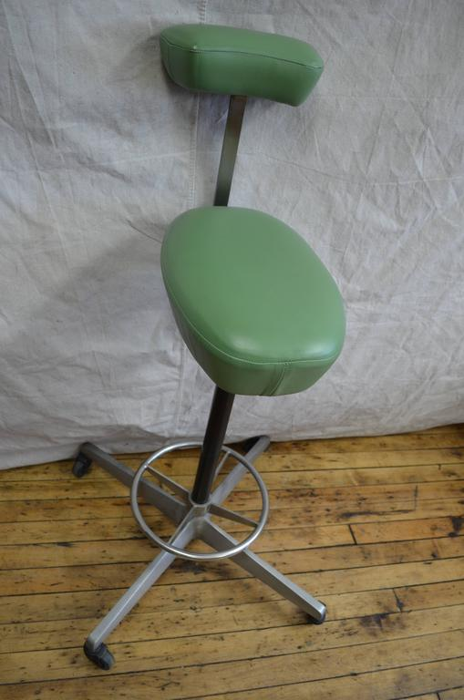 Drafting Stool The Perch Designed By Robert Probst With