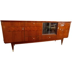 Credenza or Bar from France, 1930s Art Deco Period