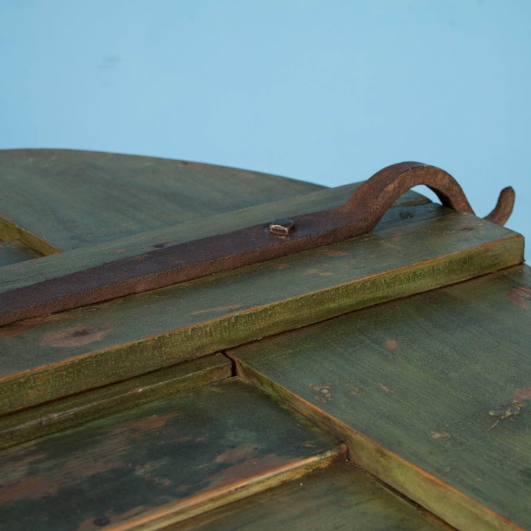 Old Charm Coffee Tables Ebay: Large Antique Blacksmith's Bellows Coffee Table For Sale