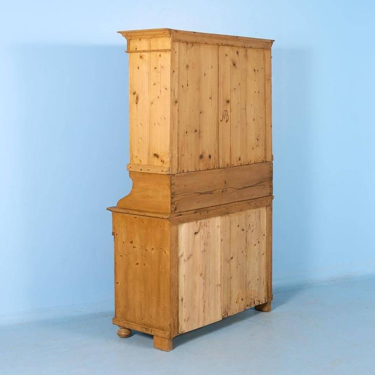 Antique Pine Cupboard from Romania circa 1880 at 1stdibs