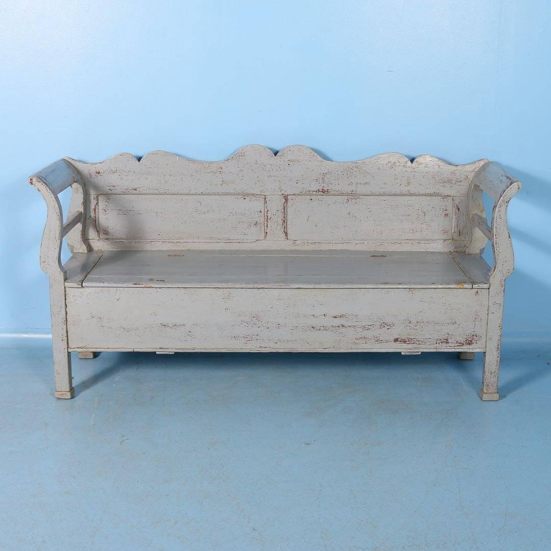 Antique Storage Benches 28 Images Antique Storage Bench At 1stdibs Antique Swedish Green