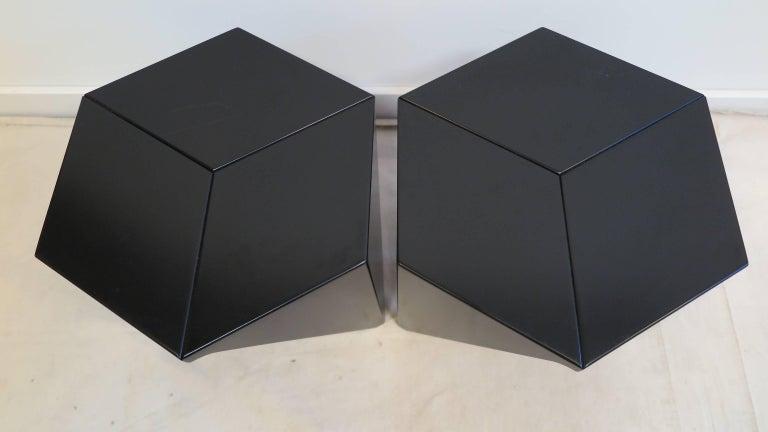 Mid-Century Modern Isamu Noguchi Prism Tables For Sale