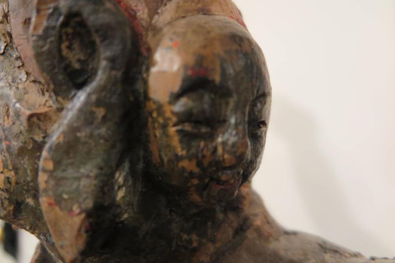 Chinese 17th - 18th Century Buddha Statue,