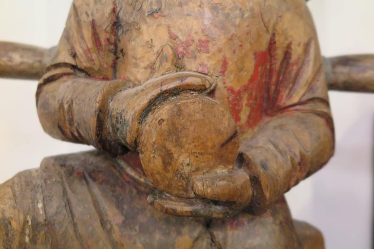 17th - 18th Century Buddha Statue,
