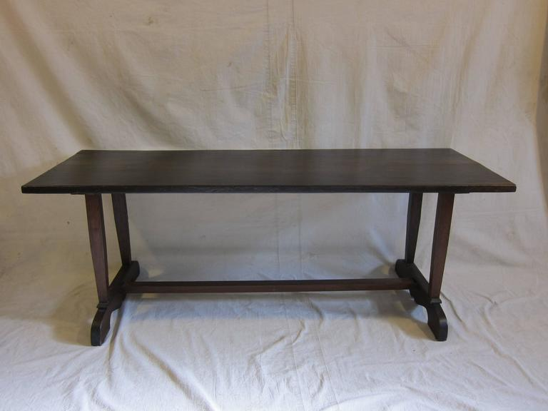 19th Century Nara Wood Table Desk At 1stdibs