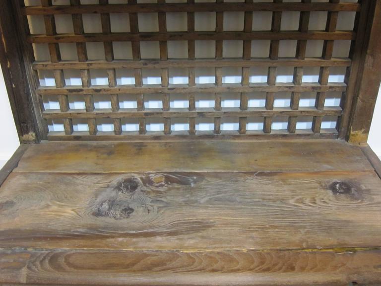 Rustic Bookcase For Sale 1