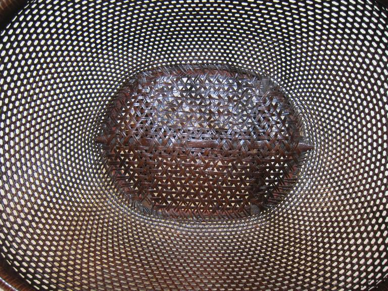 Early 20th Century Antique Basket For Sale