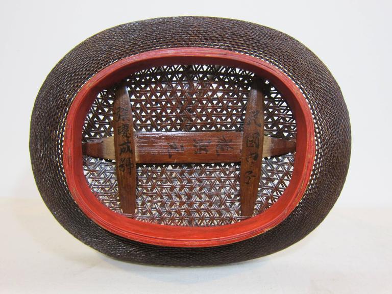 Antique Basket For Sale 1