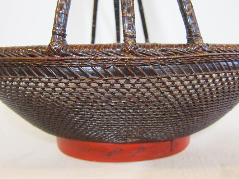 Antique Basket For Sale 3