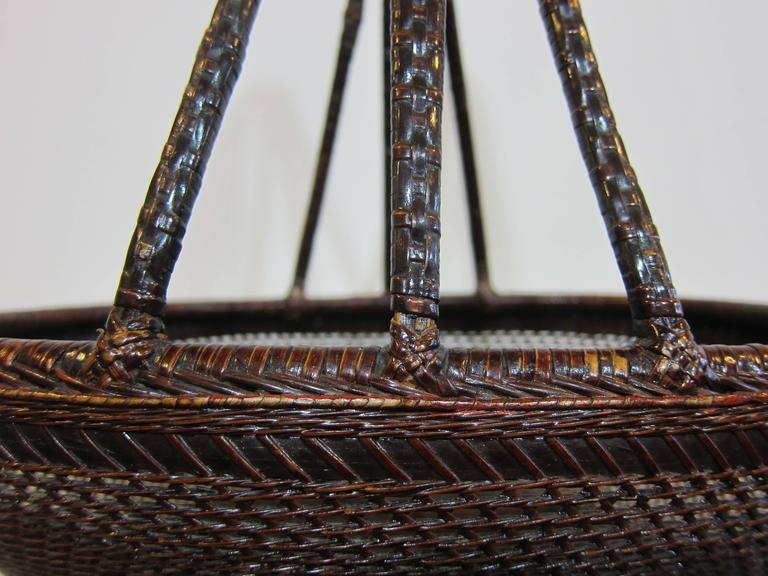 Antique Basket For Sale 4