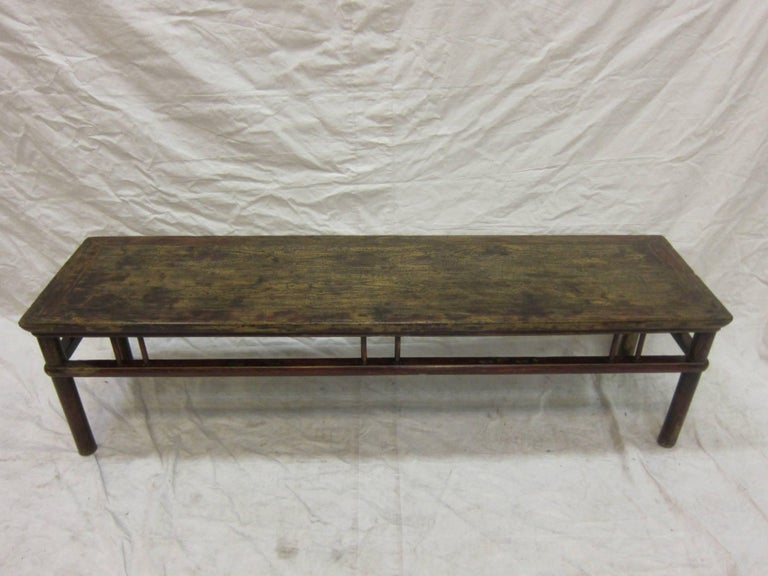 19th Century Day Bed coffee table 4