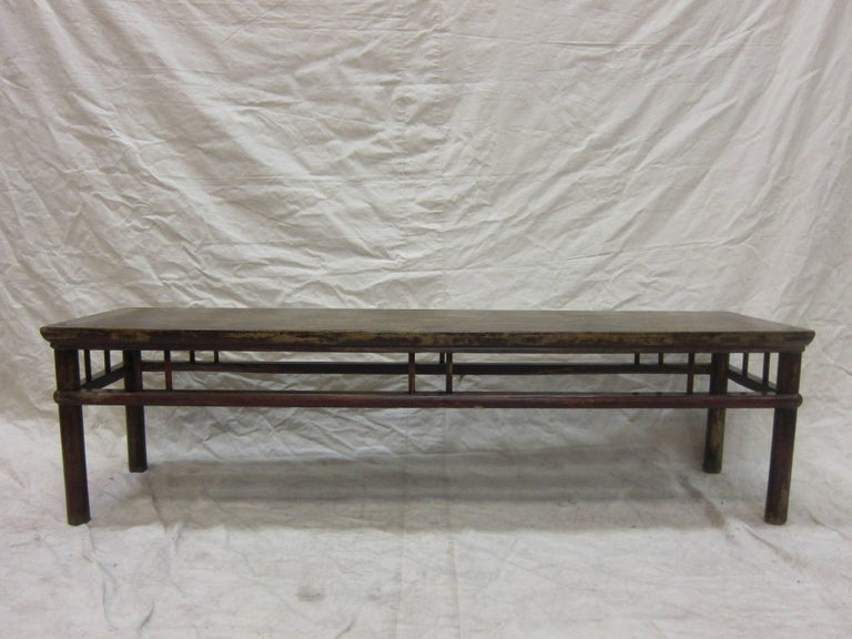 19th Century Day Bed coffee table 5