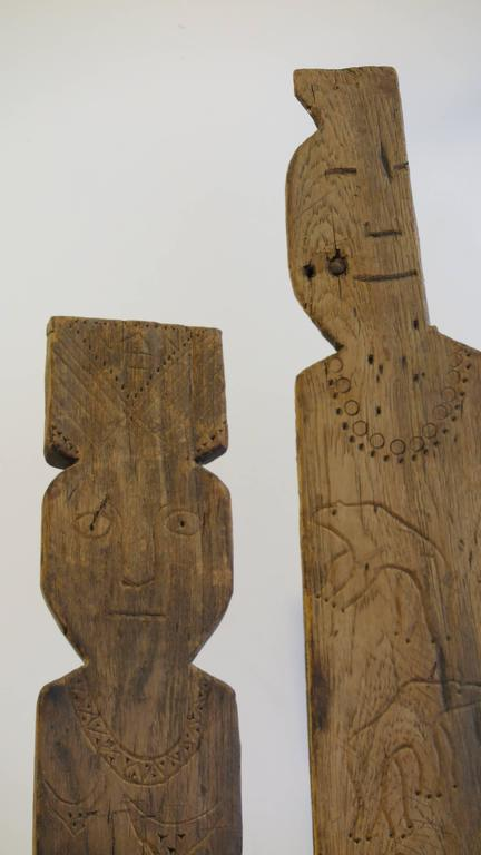 Burmese tribal markers wooden sculpture for sale at stdibs