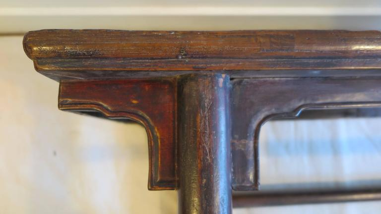 19th Century Console Table In Excellent Condition For Sale In New York, NY