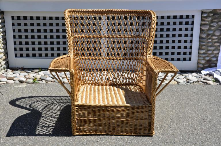 American McHugh Willow Armchair For Sale