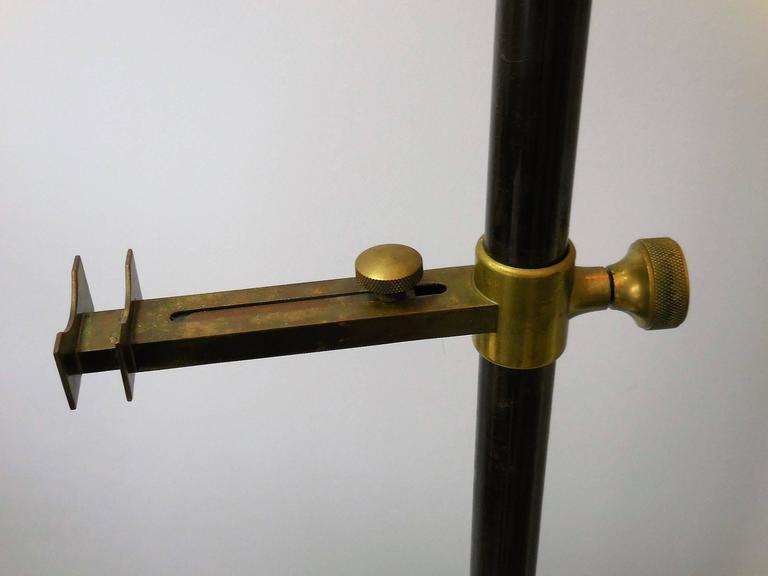 Arredoluce Signed Easel Floor Lamp by Angelo Lelli, 1950s For Sale 2