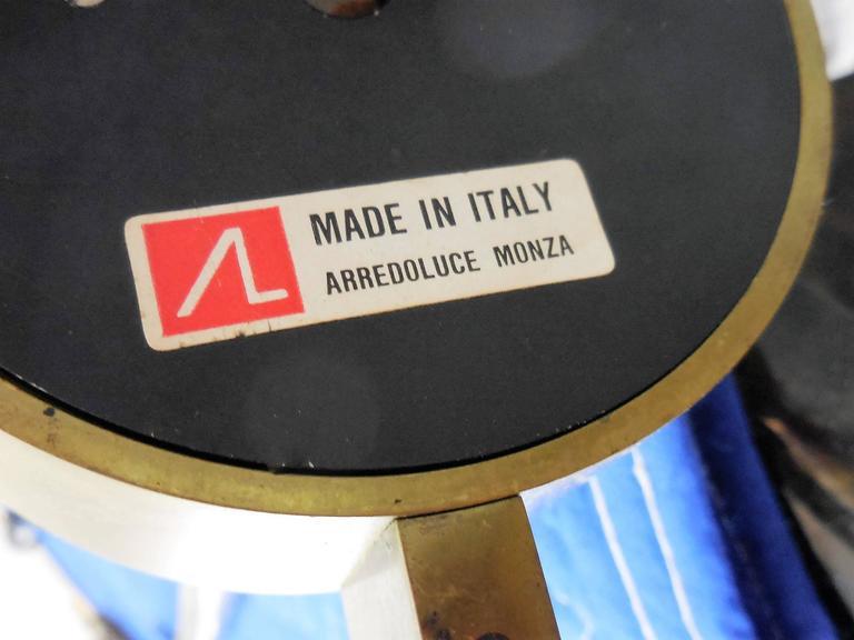 Arredoluce Signed Easel Floor Lamp by Angelo Lelli, 1950s For Sale 5