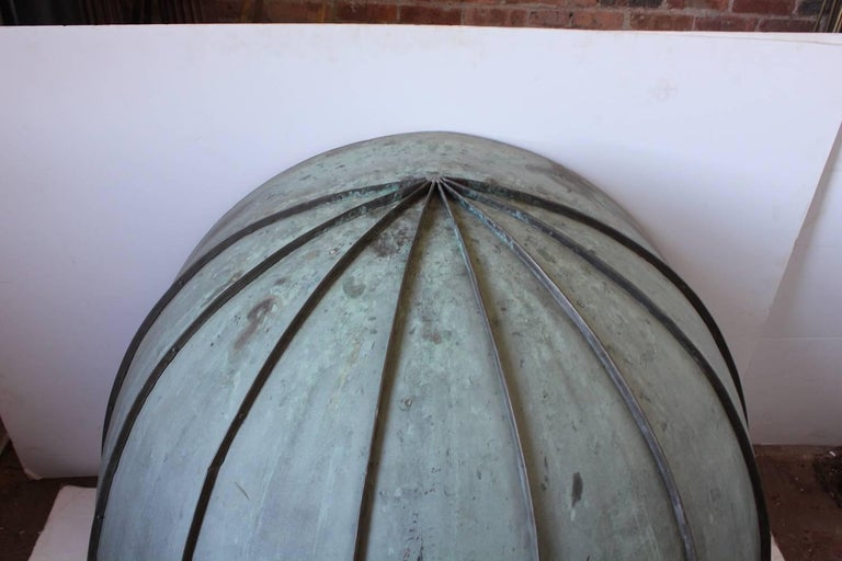 Antique Copper Awning 3