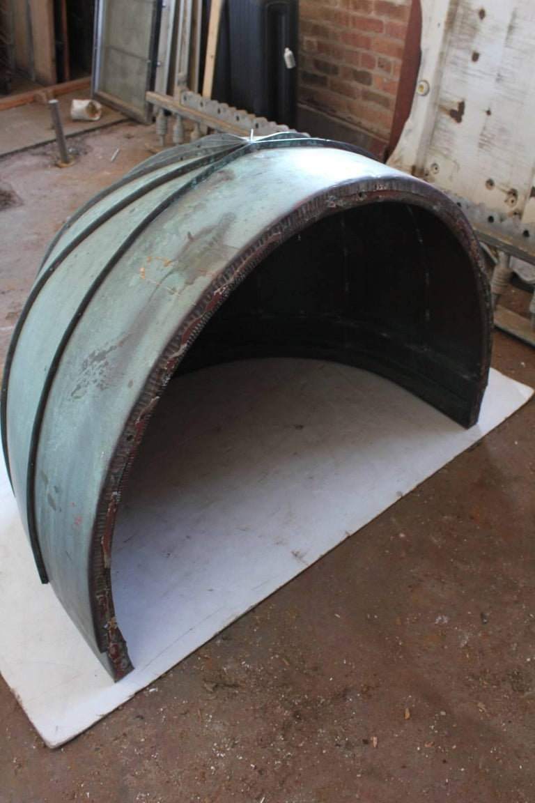 Antique Copper Awning 4