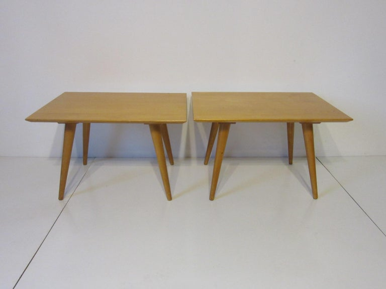 Paul McCobb Planner Group Side Tables For Sale 1