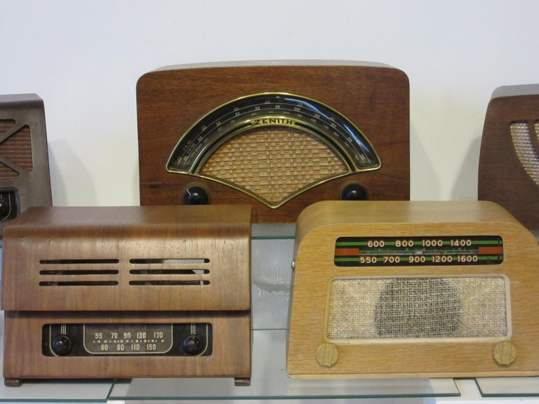 Mid-Century Modern Ray & Charles Eames Designed Radio Collection For Sale