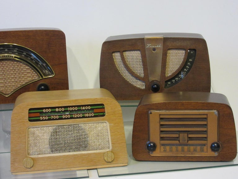 American Ray & Charles Eames Designed Radio Collection For Sale
