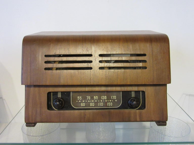 Ray & Charles Eames Designed Radio Collection In Good Condition For Sale In Cincinnati, OH