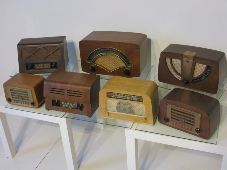 Ray & Charles Eames Designed Radio Collection For Sale 6