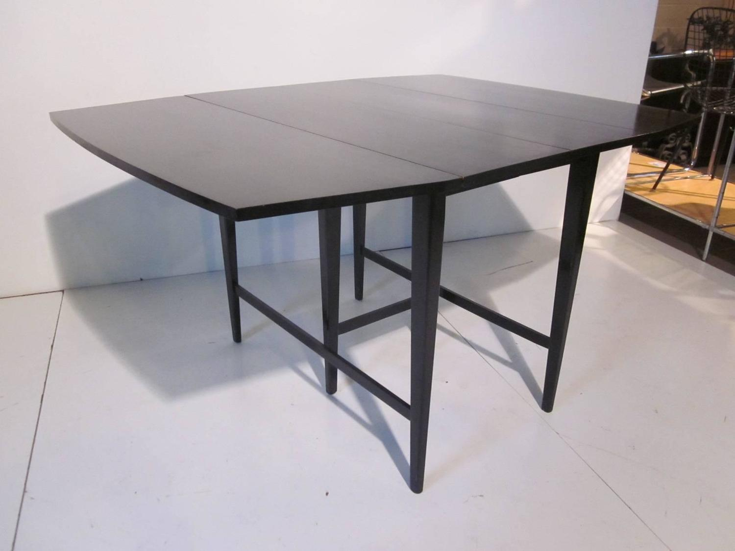 Paul McCobb Planner Group Drop Leaf Dining Table For Sale
