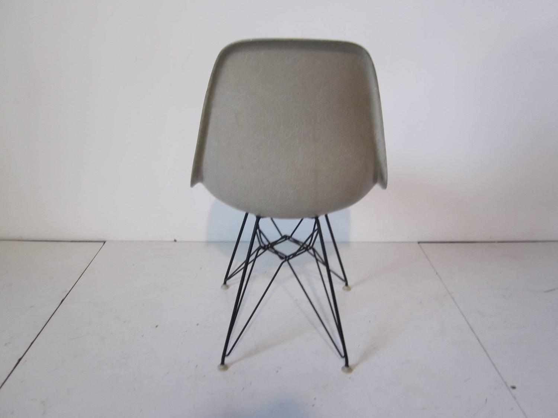 eames eiffel tower side chair for herman miller at 1stdibs. Black Bedroom Furniture Sets. Home Design Ideas