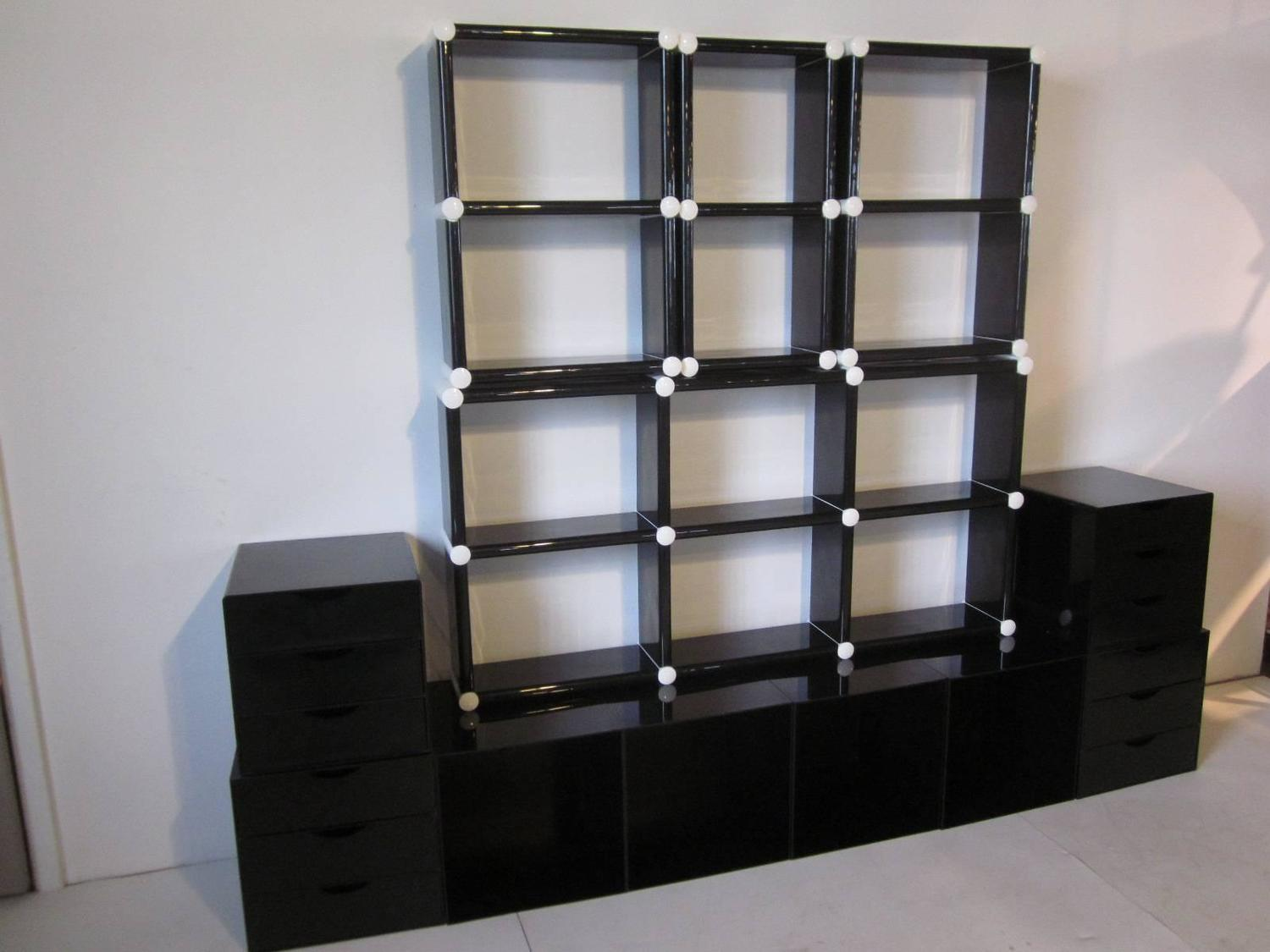 The 13 Surprisingly Bookcase With Storage Bins Cute Homes
