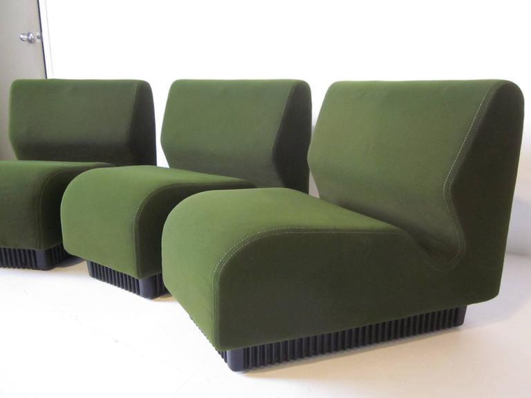Modern Don Chadwick Modular Sofa By Herman Miller For Sale